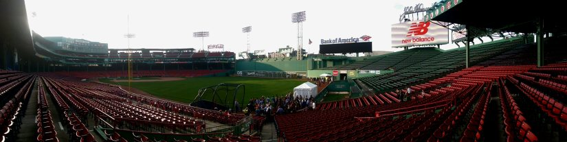 NB Corporate on Fenway Park